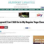 I Am Pregnant! Can I Still Go to My Regular Yoga Class? Article image