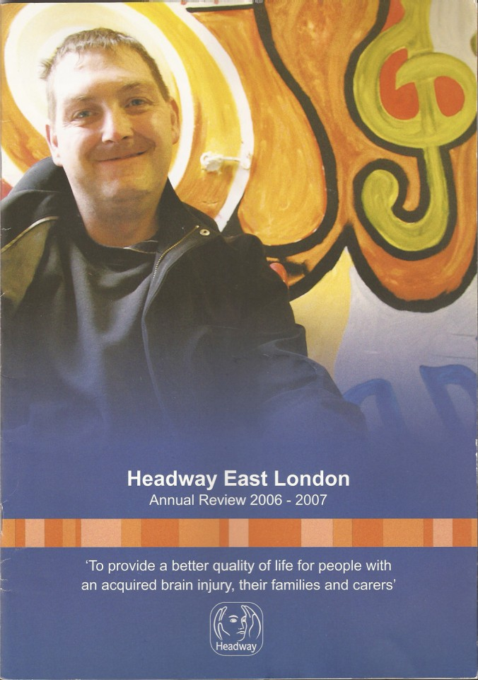 Headway East London Annual Review 2006-2007
