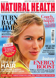 Natural Health May 2013