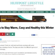 Five Tips to Stay Warm, Cosy and Healthy this Winter article image